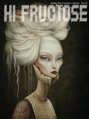 Hi-Fructose Magazine Subscribtion
